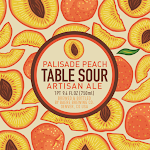 Baere Palisade Peach Table Sour