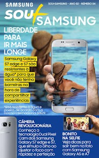 Revista Sou + Samsung- screenshot thumbnail
