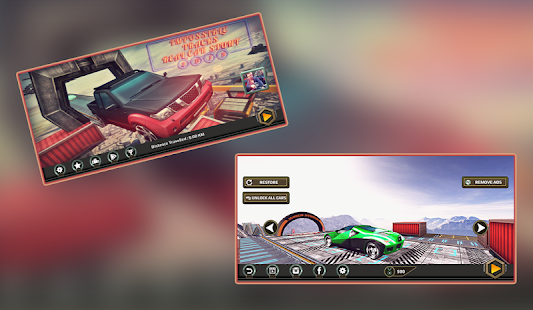 Impossible Tracks Real Car Stunt - 2018 1.1 APK + Mod (Unlimited money) for Android