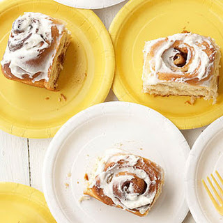 Saturday Cinnamon Rolls