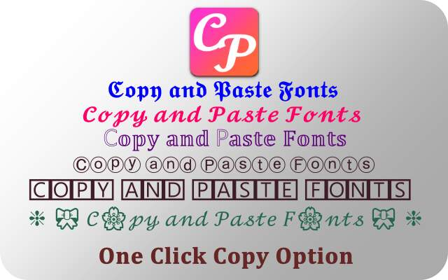 ▷ Copy and Paste Fonts ❤️ 𝕮ool 🆃🅴🆇🆃 Font