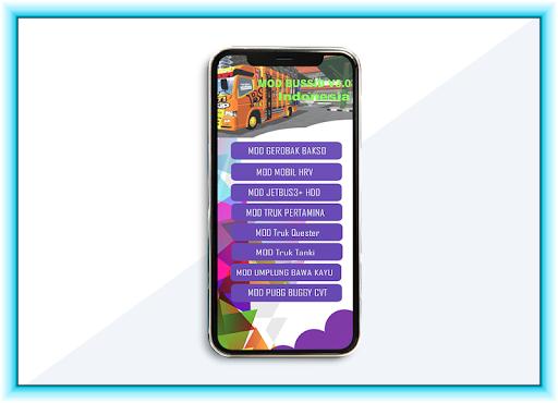 MOD Bussid Simulator Indonesia 2019 2 screenshots 3