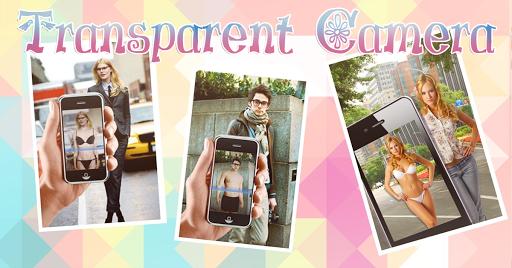 Transparent Camera Pro 2015