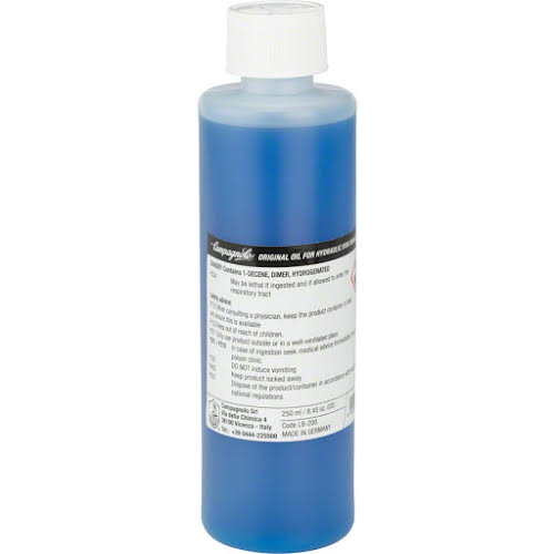 Campagnolo H11 Mineral Oil Brake Fluid, 250ml