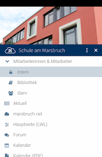 Schule am Marsbruch- screenshot thumbnail