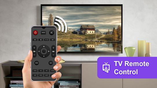 Remote Control for All TV – Universal TV Remote 4
