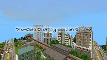 MaxCraft: Big City Building Games APK screenshot thumbnail 1