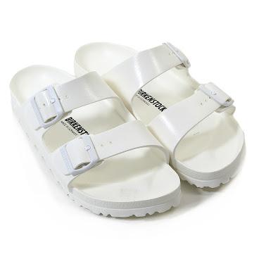 BIRKENSTOCK ARIZONA EVA (Bianco)白色雙帶