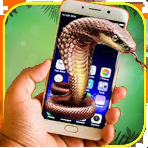 3D Snake On Screen (app)