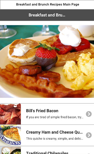 Breakfast Recipes Easy