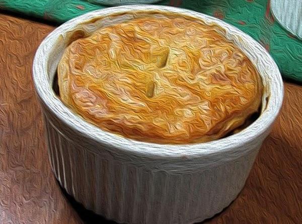 Tourtière Or Pâté à La Viande  (meat Pie) Recipe