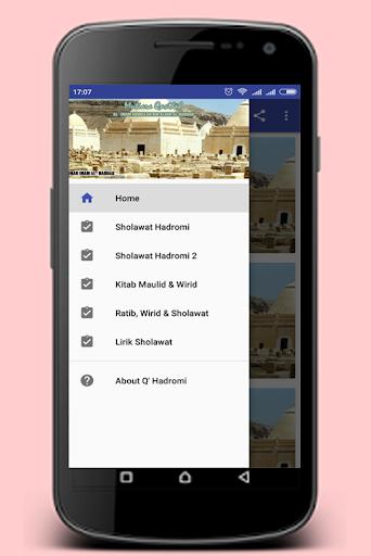 Qasidah Hadromi 2.0.16 screenshots 1