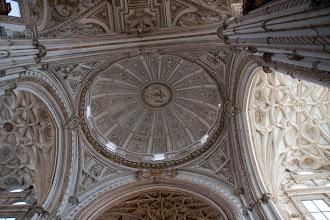 Photo: Die Kuppel in der Kathedrale