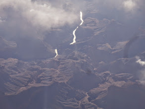 Photo: I think this river is in the vicinity of Bryce Canyon.