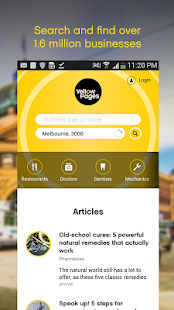 Yellow Pages® Australia 1