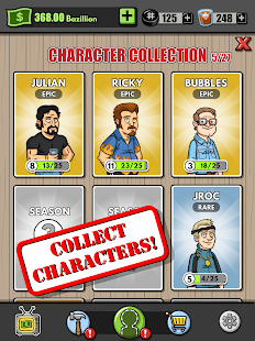 Game Trailer Park Boys: Greasy Money - Tap & Make Cash APK for Windows Phone