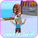 Cookie The Robloxe Swirl Obby world Mod