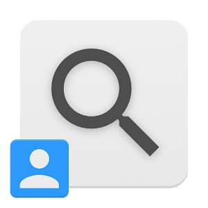 Contacts Plugin - SearchBar Ex - Программы