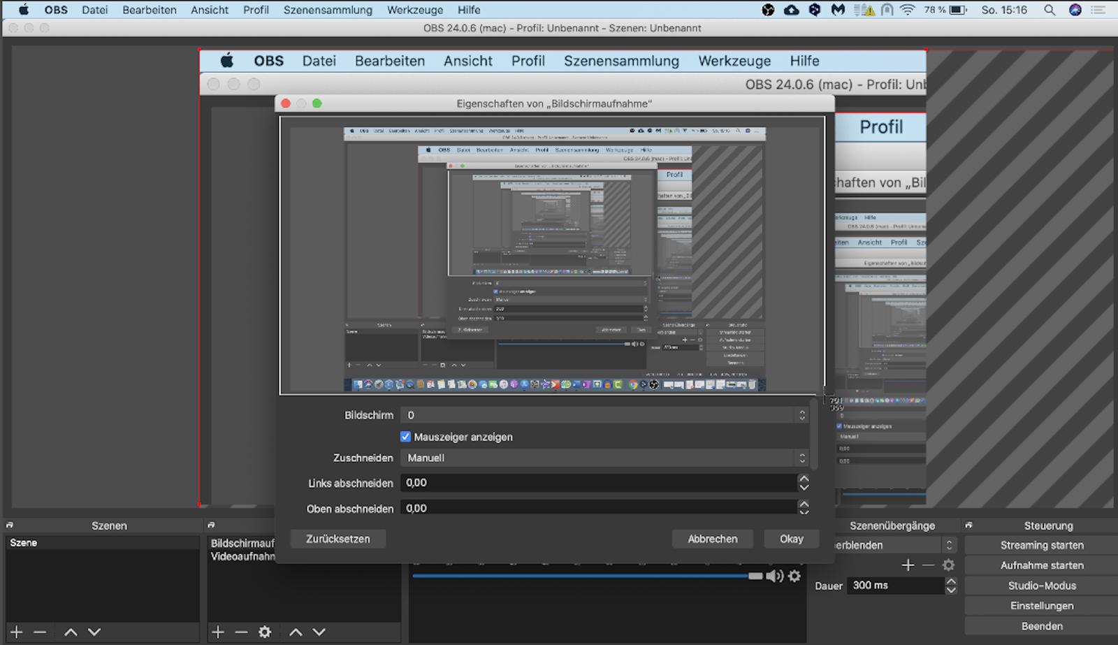 Screencast kostenlos erstellen