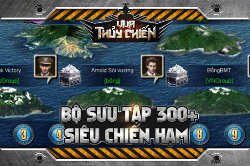 Vua Thu1ee7y Chiu1ebfn : Truy Ku00edch Tru00ean Biu1ec3n 1.0.12 2