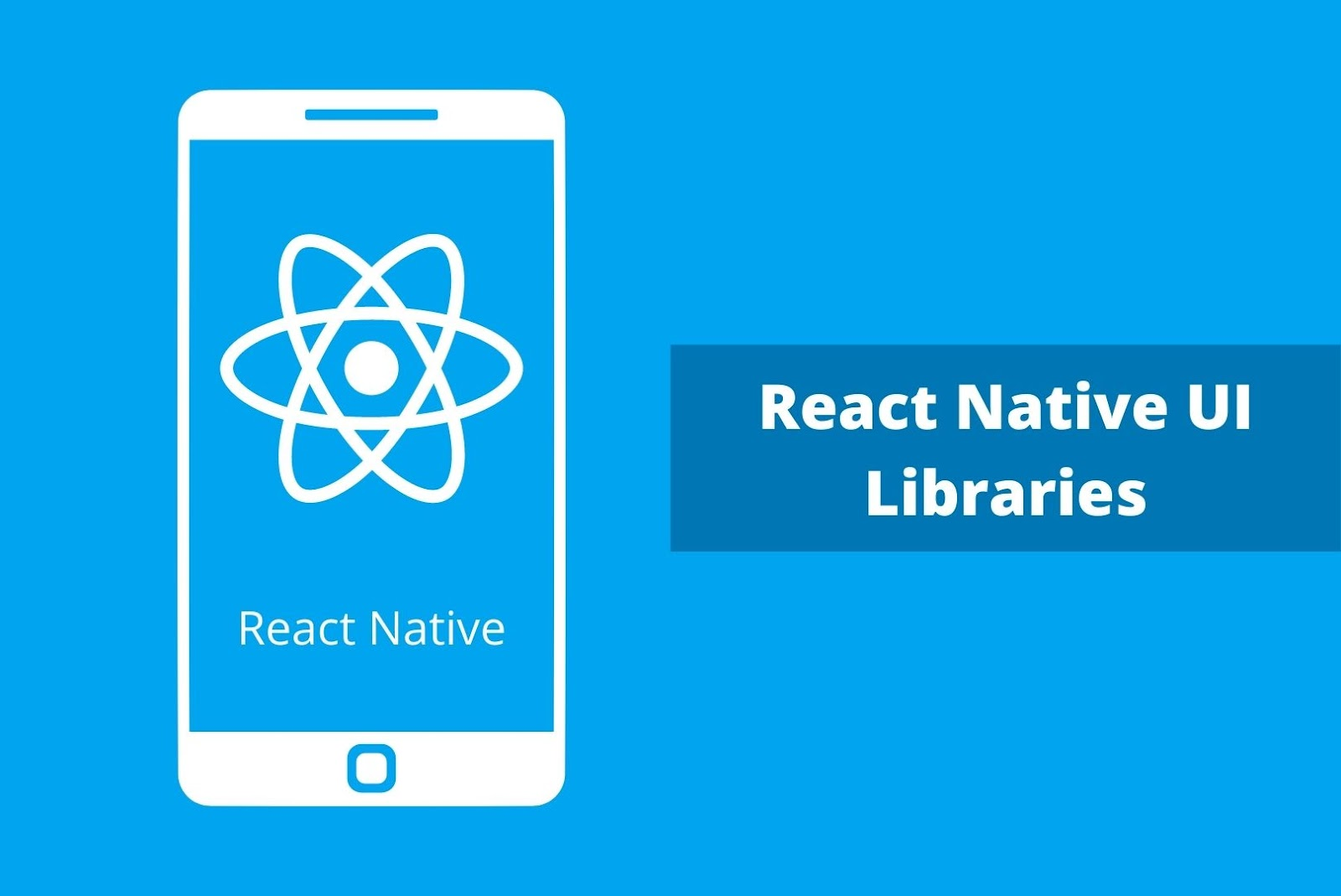 React Native UI Libraries