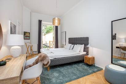 Upplandsgatan Vanadisplan Serviced Apartment, Stockholm