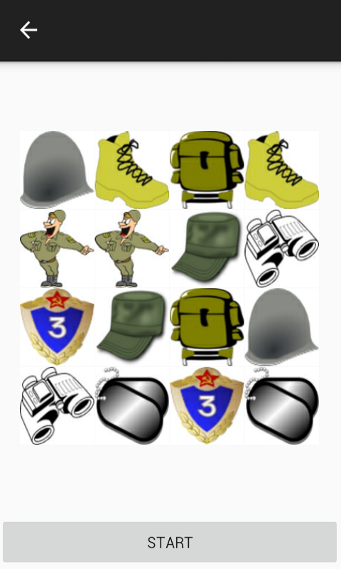 Скриншот Army Soldier Games for Kids