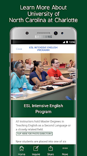UNCC - ELTI- screenshot thumbnail