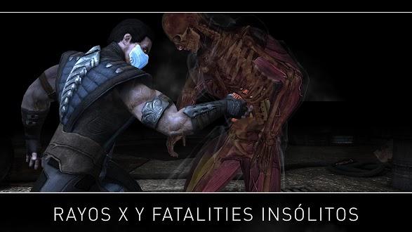 MORTAL KOMBAT X Gratis