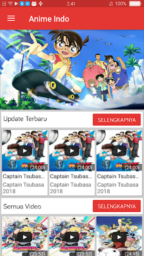 Anime Channel Sub Indonesia Update Every Day Screenshot 3
