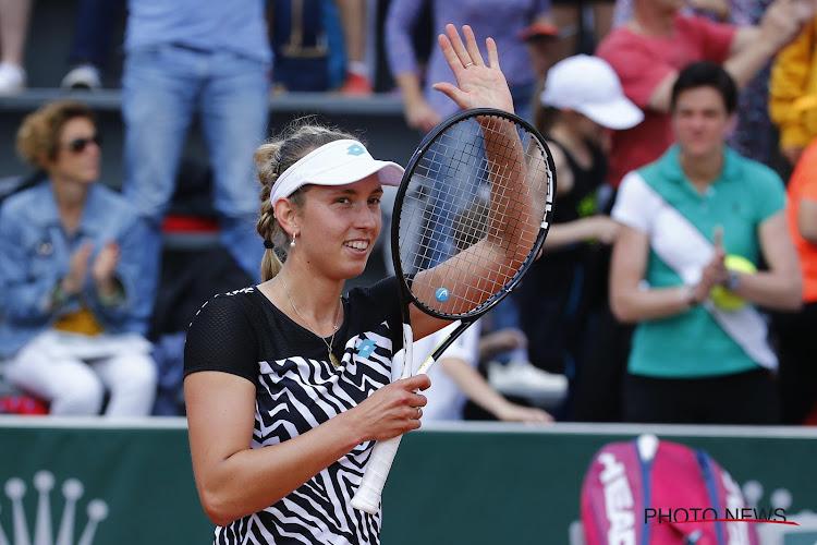Elise Mertens en dubbelpartner nemen ook vlot de volgende horde op Roland Garros