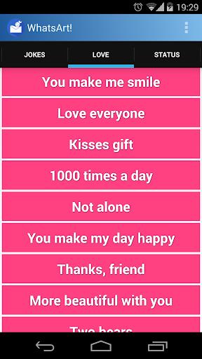 Jokes for WhatsApp with emoji 11.0.2 screenshots 8