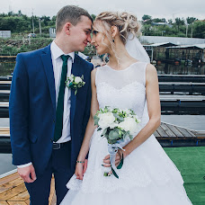 Wedding photographer Ulyana Saleeva (UlyanaSaleeva). Photo of 11.07.2016
