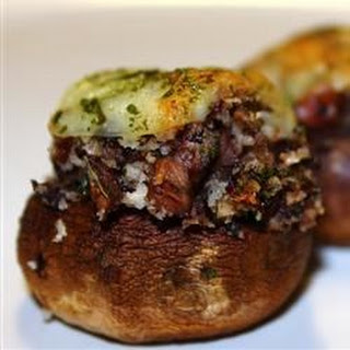Andie's Stuffed Mushrooms