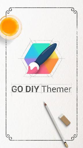 GO DIY Themer-For GO LauncherZ