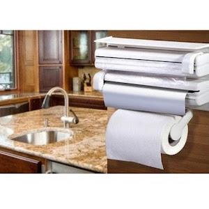 Dispenser triplu bucatarie + Dispenser detergent vase