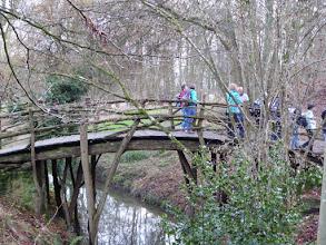 Photo: le pont de l'ermitage