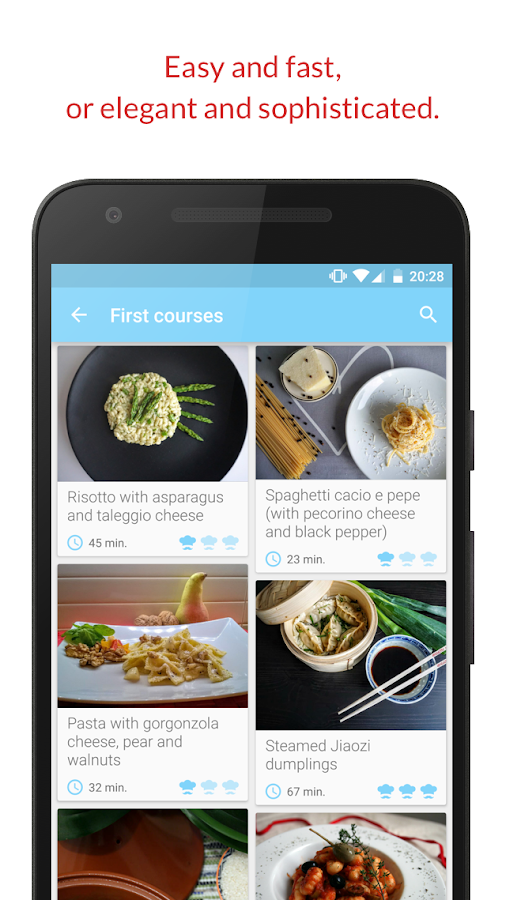 Tasty Recipes Android Apps on Google Play