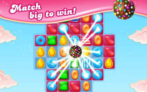 Candy Crush Jelly Saga  gameplay | by HackJr.Pw 12