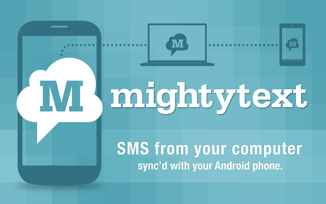 MightyText - SMS from PC & Text from Computer Screenshot