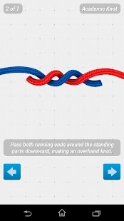 How to Tie Knots 3D Pro Screenshot
