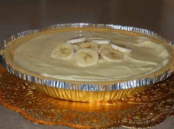 Quick And Easy Banana Cream Pie