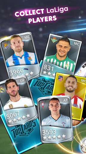 LaLiga Top Cards 2020 - Soccer Card Battle Game 4.1.2 screenshots {n} 10