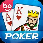 博雅德州撲克 texas poker Boyaa icon