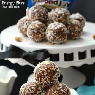 No-Bake Almond Joy Energy Bites.