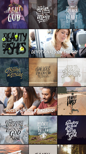 DVO - Daily Bible Devotionals- screenshot thumbnail
