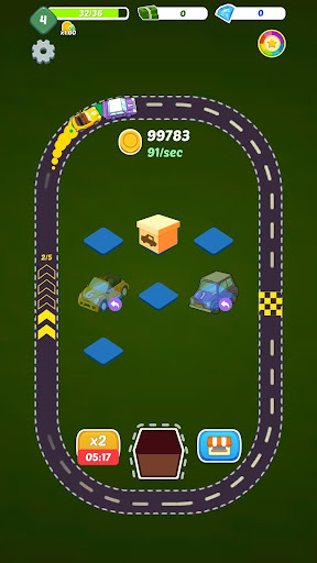 idle cars screenshot 1