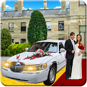 Luxury Wedding Bridal Car