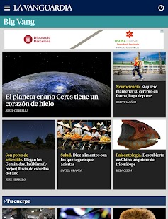 La Vanguardia- screenshot thumbnail