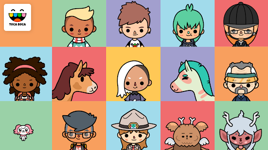Toca Life: Stable- screenshot thumbnail